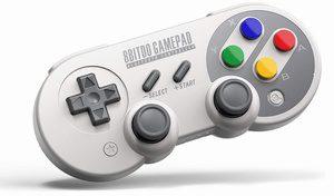 8Bitdo SF30 Pro Controller