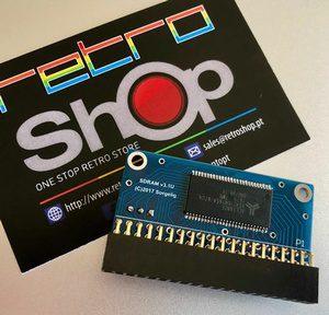SDRAM 160Mhz Addon board Revision 3 1U Vertical